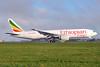 Ethiopian Cargo (Ethiopian Airlines) Boeing 777-F6N ET-APS (msn 41846) LGG (Karl Cornil). Image: 920880.