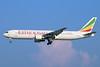 Ethiopian Airlines Boeing 767-360 ER ET-ALP (msn 33769) SIN (Michael B. Ing). Image: 924809.