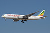 Ethiopian Airlines Boeing 777-260 LR ET-ANR (msn 40774) DXB (Paul Denton). Image: 911488.