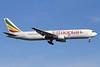 Ethiopian Airlines Boeing 767-3BG ER ET-AMF (msn 30563) LHR (Michael B. Ing). Image: 909400.