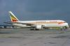 Ethiopian Airlines Boeing 767-260 ER ET-AIZ (msn 23916) FRA (Jacques Guillem Collection). Image: 932539.