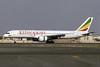 Ethiopian Airlines Boeing 757-260 ET-AKF (msn 26058) DXB (Jay Selman). Image: 402033.