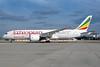 Ethiopian Airlines Boeing 787-8 Dreamliner ET-AOS (msn 34747) LHR (Wingnut). Image: 922452.