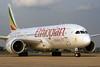 Ethiopian Airlines Boeing 787-8 Dreamliner ET-AOR (msn 34746) LHR. Image: 924499.