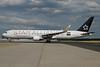 Ethiopian Airlines Boeing 767-360 ER ET-ALO (msn 33768) (Star Alliance - 15 Years) FRA (Bernhard Ross). Image: 913267.