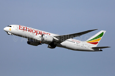 Ethiopian Airlines Boeing 787-8 Dreamliner ET-ASI (msn 38758) (70 Years) YYZ (TMK Photography). Image: 936422.