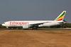 Ethiopian Cargo (Ethiopian Airlines) Boeing 777-F6N ET-APS (msn 41846) PAE (Nick Dean). Image: 909329.