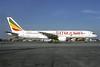 Ethiopian Airlines Boeing 757-260 ET-AJX (msn 25014) JNB (Christian Volpati). Image: 937472.
