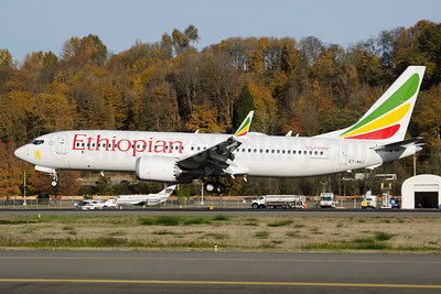 Crashed on March 10, 2019, flight ET302 ADD-NBO, 157 killed