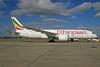 Ethiopian Airlines Boeing 787-8 Dreamliner ET-AOT (msn 34748) LHR. Image: 926549.