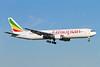 Ethiopian Airlines Boeing 767-360 ER ET-ALP (msn 33769) ARN (Stefan Sjogren). Image: 908618.