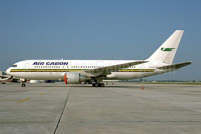 Air Gabon Boeing 767-269 ER N6373P (TR-LEJ) (msn 23280) OPF (Bruce Drum). Image: 103587.