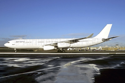 Leased from Hi Fly on July 1, 2010