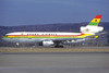 Ghana Airways McDonnell Douglas DC-10-30 9G-ANA (msn 48286) ZRH (Christian Volpati Collection). Image: 911956.