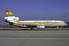 Ghana Airways McDonnell Douglas DC-10-30 9G-ANA (msn 48286) ZRH (Rolf Wallner). Image: 912792.
