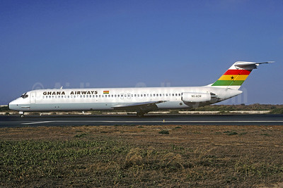 Airlines - Ghana