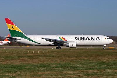 Ghana International Airlines (Icelandair) Boeing 767-366 ER TF-LLA (msn 24541) LGW (Antony J. Best). Image: 904987.