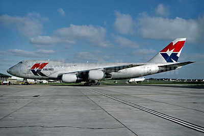 MK Airlines Boeing 747-2R7F 9G-MKL (msn 21650) MSE (Christian Volpati Collection). Image: 943763.