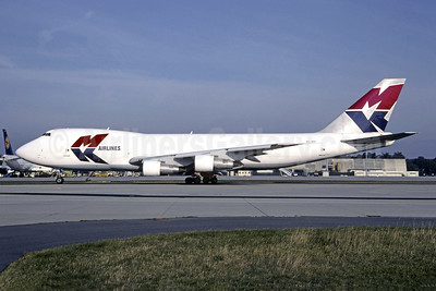 Crashed short of the runway at Port Harcourt on November 27, 2001
