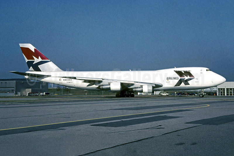 MK Airlines Boeing 747-2B5BF G-MKCA (msn 22482) (Christian Volpati Collection). Image: 943762.