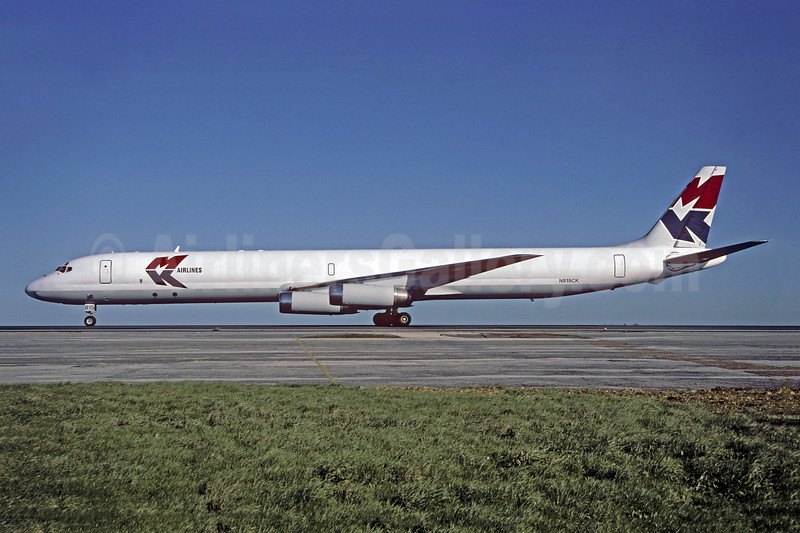 MK Airlines McDonnell Douglas DC-8-63F N815CK (9G-MKN) (msn 46151) (Christian Volpati Collection). Image: 920570.