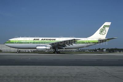 Air Afrique Airbus A300B4-203 TU-TAT (msn 282) CDG (Christian Volpati). Image: 946223.