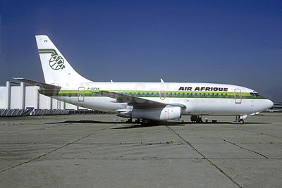 Air Afrique Boeing 737-242C F-GFVK (msn 19848) ORY (Christian Volpati Collection). Image: 942389.