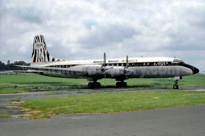 African Safari Airways-ASA Bristol 175 Britannia 314 5Y-ALP (msn 13393) BQH (SM Fitzwilliams Collection). Image: 930388.