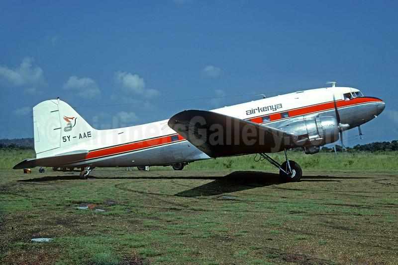 Airkenya Douglas C-47B-DK (DC-3) 5Y-AAE (msn 32844) (Christian Volpati Collection). Image: 930646.