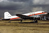 Airkenya Douglas C-53-DO (DC-3) 5Y-BGU (msn 4890) WIL (Perry Hoppe). Image: 930647.
