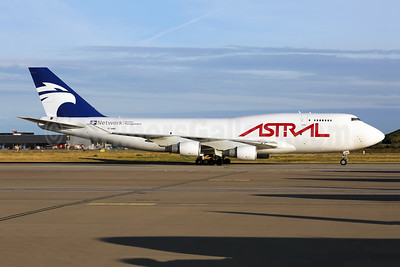 Astral Aviation (Air Atlantic Icelandic) Boeing 747-4H6 (F) TF-AMM (msn 25700) LGG (Rainer Bexten). Image: 943155.