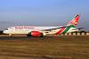 Kenya Airways Boeing 787-8 Dreamliner 5Y-KZB (msn 35511) LHR. Image: 928440.