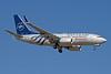 Kenya Airways Boeing 737-7U8 WL 5Y-KQH (msn 37372) (SkyTeam) JNB (Rainer Bexten). Image: 913047.
