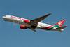 Kenya Airways Boeing 777-2U8 ER 5Y-KQU (msn 33681) LHR (Rob Skinkis). Image: 932007.