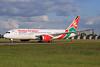 Kenya Airways Boeing 787-8 Dreamliner 5Y-KZG (msn 36044) LHR. Image: 933151.