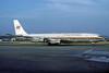 Kenya Airways Boeing 707-338C TF-AEB (msn 19621) (Air Niugini colors) ZRH (Rolf Wallner). Image: 920498.