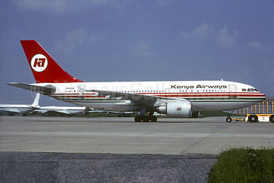 Kenya Airways Airbus A310-304 5Y-BFT (msn 519) CGN (Christian Volpati Collection). Image: 932008.