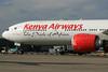 Kenya Airways Boeing 777-36N ER 5Y-KZZ (msn 41818) LHR. Image: 928439.