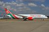 Kenya Airways Boeing 787-8 Dreamliner 5Y-KZG (msn 36044) LHR. Image: 933924.