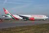 Kenya Airways Boeing 777-2U8 ER 5Y-KYZ (msn 36124) LHR (Antony J. Best). Image: 901237.
