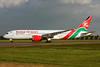 Kenya Airways Boeing 787-8 Dreamliner 5Y-KZC (msn 36040) LHR. Image: 925995.
