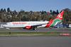 Kenya Airways Boeing 737-8HX WL 5Y-CYB (msn 40550) BRI (Steve Bailey). Image: 925284.