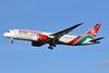 Kenya Airways Boeing 787-8 Dreamliner 5Y-KZF (msn 36043) LHR (SPA). Image: 940949.