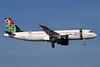 Afriqiyah Airways (Nouvelair) Airbus A320-211 TS-ING (msn 140) LGW (Antony J. Best). Image: 901967.