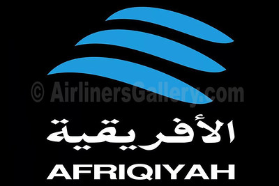1. Afriqiyah Airways logo