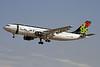 Afriqiyah Airways (Fly International Airways) Airbus A300B4-620 TS-IAY (msn 354) MAD (Ariel Shocron). Image: 901965.