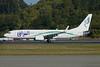 Buraq Air Boeing 737-8GK WL 5A-DMG (msn 34948) BFI (Joe G. Walker). Image: 913608.