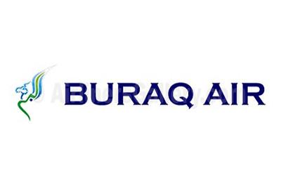 1. Buraq Air logo