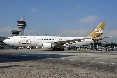 Libyan Airlines (Libyan Arab Airlines)
