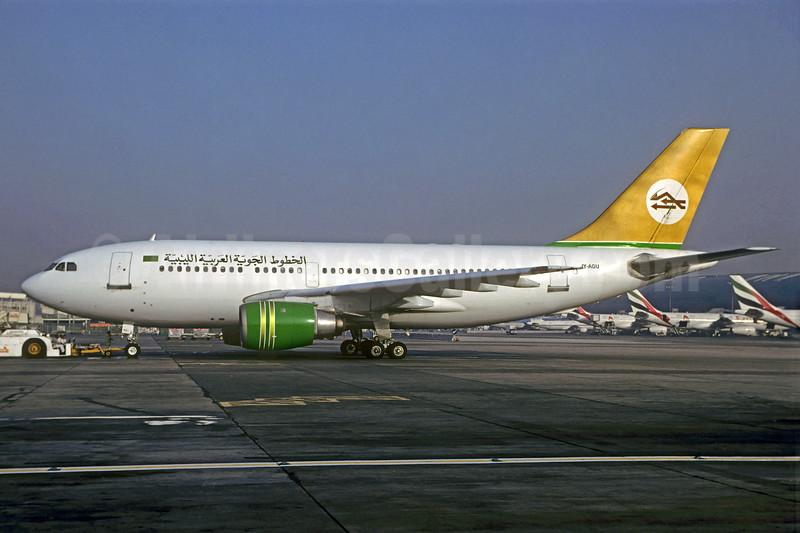 Leased from Royal Jordanian on November 4, 2000